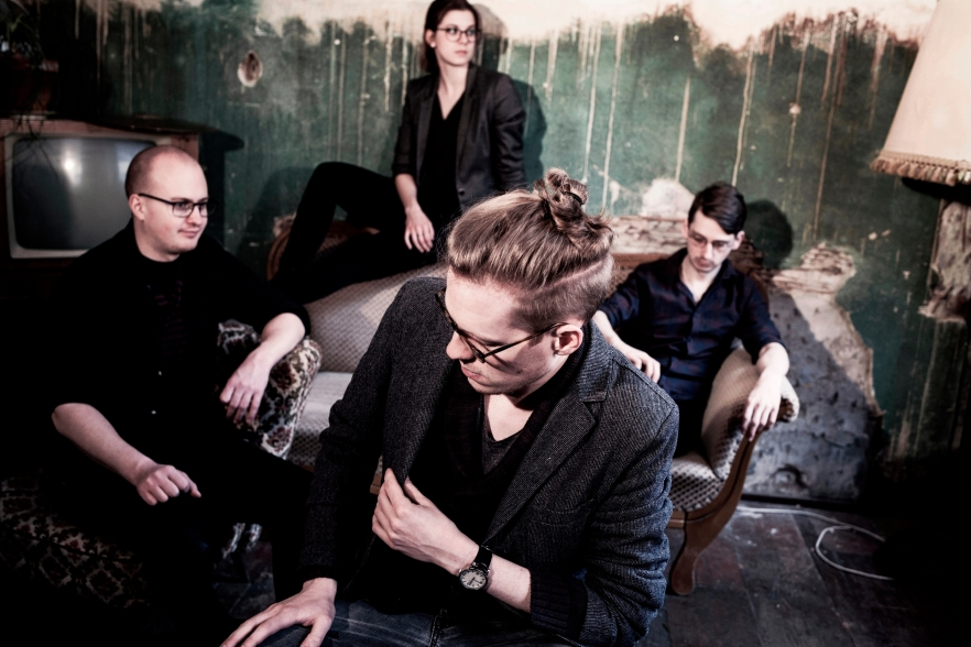 Felix Käppner Band quer 1 (c) Mandy Büttner